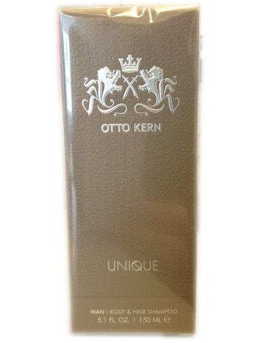 Otto Kern Unique Man Haarshamp oo 150 ml