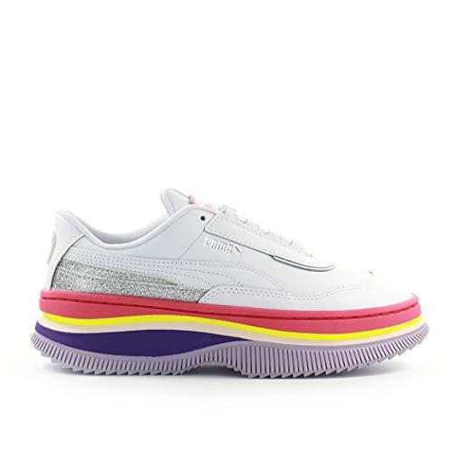 Sneaker Deva 90'S Pop Bianco Rosa Viola Puma SS 2020 36