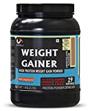 Advance MuscleMass Weight Gainer with Enzyme Blend | 5.1 G Protein | 25.3