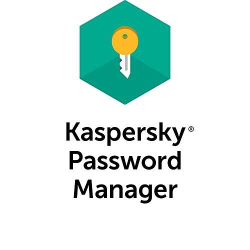 Kaspersky Password Manager | 1 Benutzer | PC/Mac | 12 Monats Abonnement