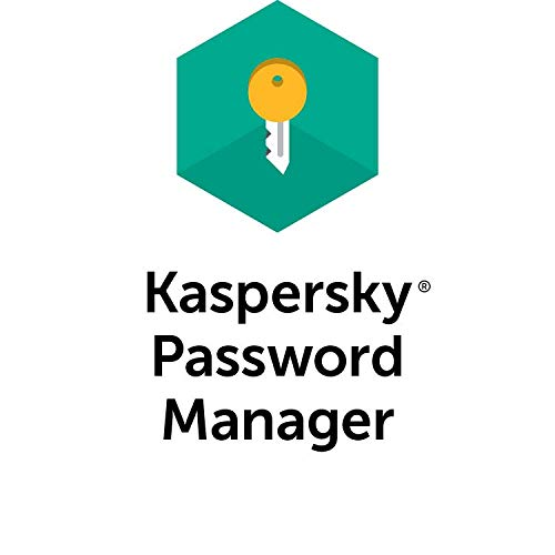 Kaspersky Password Manager | 1 Compte utilisateur - 1 Mois | PC/Mac | Subscription