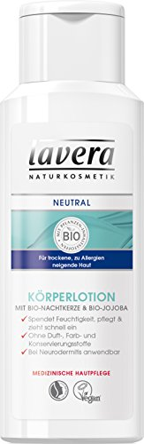 Lavera Neutral Body Lotion voor droge allergische huid, 200 ml