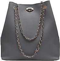 Envias Women's Handbag (Grey)