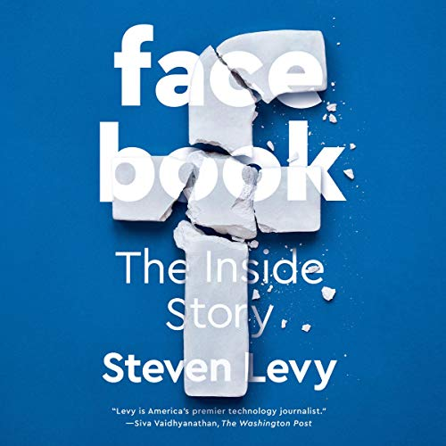 Facebook audiobook cover art