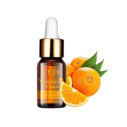 Vitamina C líquido líquido original VC hidratante antiarrugas esencia líquido cosmético ácido hialurónico vc esencia 10 ml