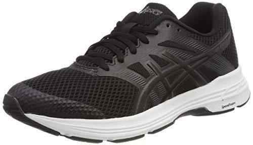Asics Gel-Exalt 5, Zapatillas de Running Mujer, Multicolor (Black/Black 001), 39 EU