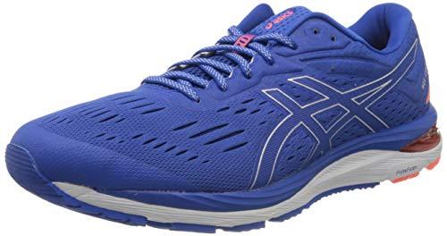 ASICS Mens Gel-Cumulus 20 Running Shoes, Blau Blue 1011a008 401, 50.5 EU