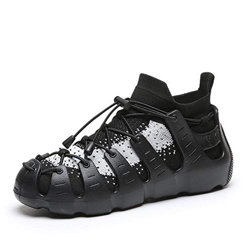 Zapatillas de Deporte para Mujer Zapatillas de Deporte para Correr Zapatillas de Deporte Transpirables para Mujer Zapatillas antideslizantesZapatillas de Deporte con Parte Inferior Suave-Negro_35
