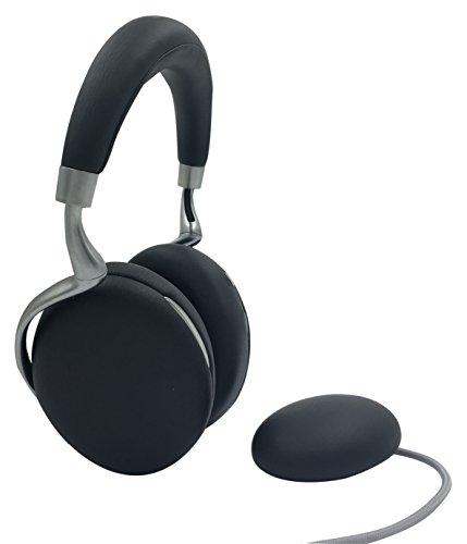 Parrot ZIK 3 - Cuffie audio wireless, high-tech, Nero (Black Leather)