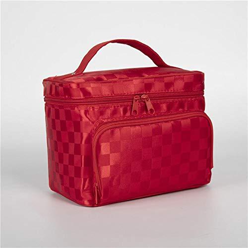 make up bag Sacs Voyage Polyvalent Wash Toilette Sac Rangement Grande Capacité Portable Sacs Cosmétiques 4