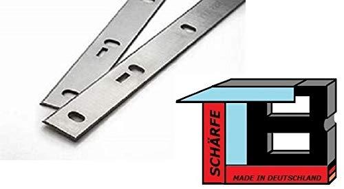 Hobelmesser Maschine für Kity DRA 260 (6 Stück) 258x22x2mm Hohe Qualität