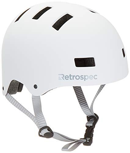 Best Prices! Retrospec cm-1 Bicycle/Skateboard Helmet for Adult CPSC Certified Commuter, Bike, Skate