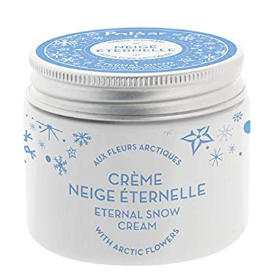 Polaar - Eternal Snow Youthful promise Cream with Arctic Flowers - 50 ml - Anti-aging face cream, Firming, Anti-wrinkle - All skin types, even sensitive - Natural active ingredient by POLAAR