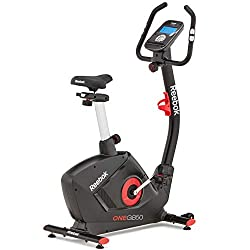 For more advanced fitness enthusiasts, the GB50's solid 9 kg flywheel weight ensures a challenging, smooth and quiet cycling motion to give you a comfortable, fluid riding experience You can tailor the intensity of your workout, while you cycle, by s...