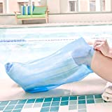 Seal-Tight Sport Cast Protector for Swimming Waterproof Cast Cover Adult Size, for Leg, Short (23in Length)