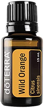 doTERRA - Wild Orange Essential Oil - 15 mL