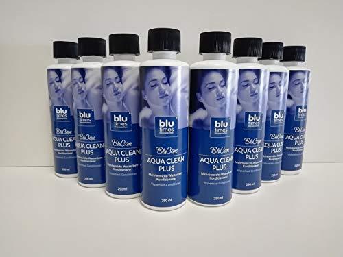 BluTimes Wasserbett Konditionierer - Aqua Clean Plus (8er Sparpack)