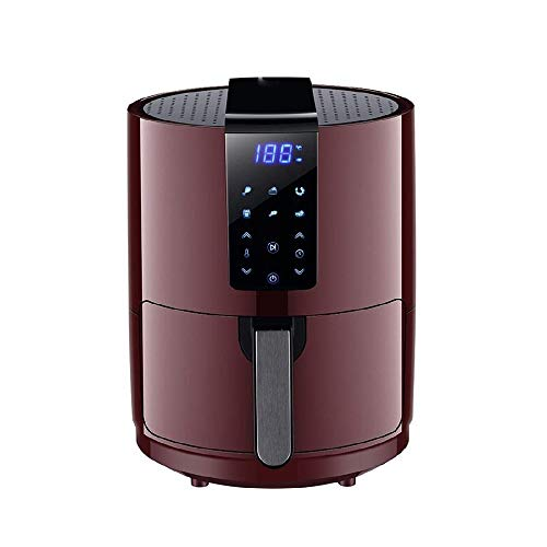 CHENMAO Multifunktionale Air Fryer, Schnell Air Circulation System Minute Timer und Temperaturwählbegrenzer Abschaltautomatikfunktion 25 * 33 cm