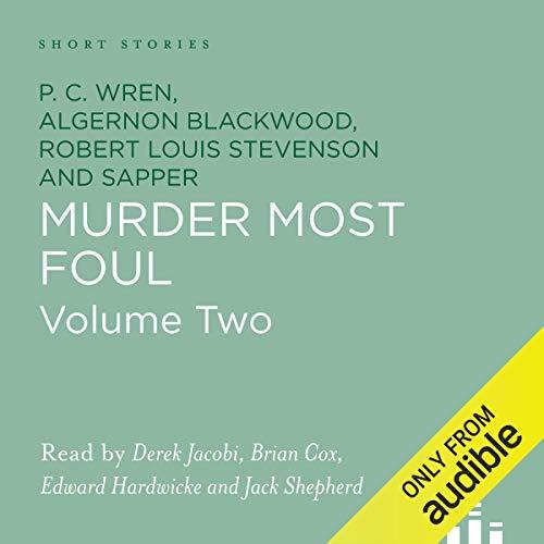 『Murder Most Foul, Volume 2』のカバーアート