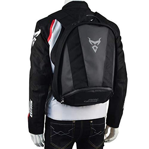 Preisvergleich Produktbild Moto Centric Motorrad Helm Rucksack Wasserdicht Radfahren Freizeit Reisetasche Mc-0078 Umhängetasche Für die Aufbewahrung von Handys,  Kleidung,  Laptops,  Helme und vieles mehr.