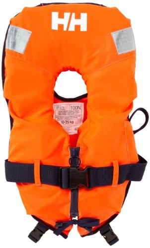 Helly Hansen Kinder Rettungsweste Safe, fluor orange, 20/35, 33850_210