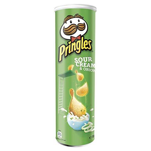 Pringles – Sour Cream & Onion – 190 g