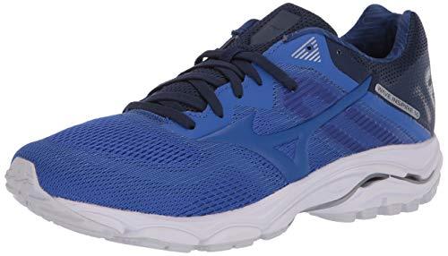 Mizuno Women's Wave Inspire 16 Road Running Shoe, Dazzling Blue, 8.5 B US