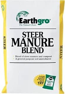 Earthgro Steer Manure Bagged 1 Cu. Ft.