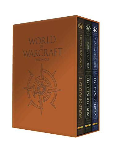 Cofre World Of Warcraft. Cronicas