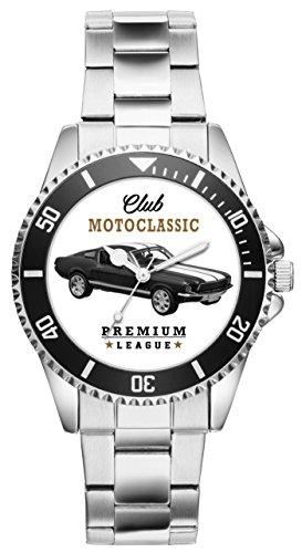 KIESENBERG Uhr - Geschenk für Ford Mustang 1967 Oldtimer Fans Fahrer 2656