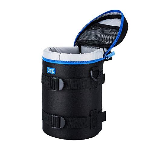 PROfoto.Trend/JJC Resistente al Agua Deluxe Funda para Objetivo con Correa 113 x 215mm (4.4 x 8.5) [Ver Descripción para Compatibilidad Objetivo]
