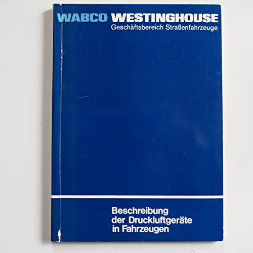 Wabco Westingghouse Fahrzeugen Bild