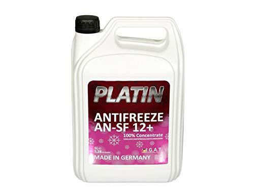 Frostschutz Kühlerfrostschutz - Konzentrat G12+ (5 L) u.a. für VW, Opel, Audi, Peugeot | Preishammer