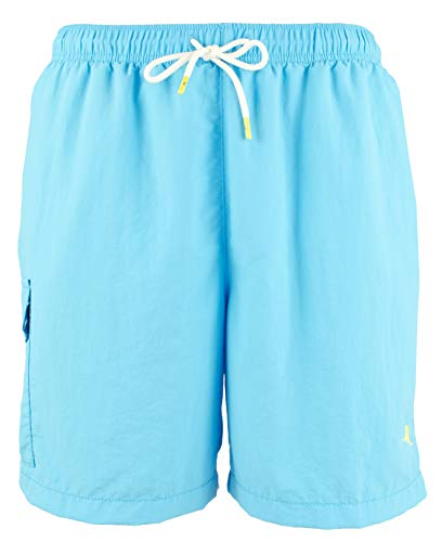 Tommy Bahama Naples Coast Swim Trunks (Breeze Blue, M)