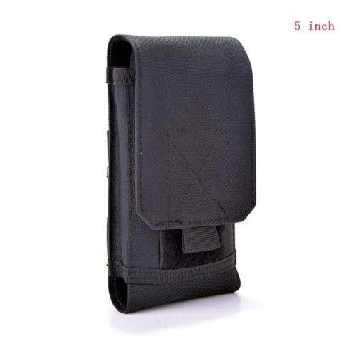 NAYUKY Outdoor-Armee Tactical Handy-Beutel Armee Tasche Kleine Armee Holster Case Tasche Halter-Gurt-Universal-Convenient Kleine Tasche