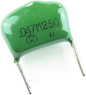 250V Inc. 100/µF Capacitance Radial Lead NTE Electronics NEVH100M250II NTE Electronics NEVH100M250II Series NEVH Aluminum Electrolytic Capacitor 20/% Capacitance Tolerance