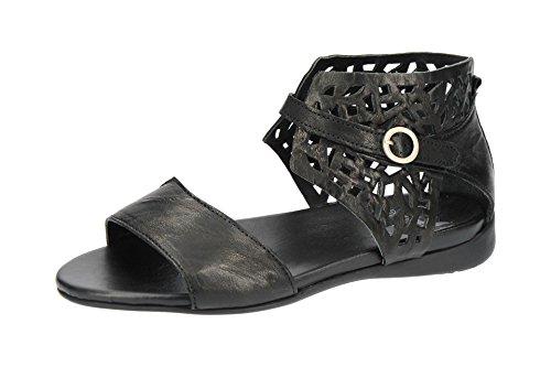 Think! Damen Sandale - Sandaletten Jaeh 2-82550-00 Schwarz, EU 36