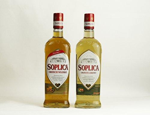 Geschenkidee Soplica Doppelnuss (Haselnuss/Walnuss) | Polnischer Wodka