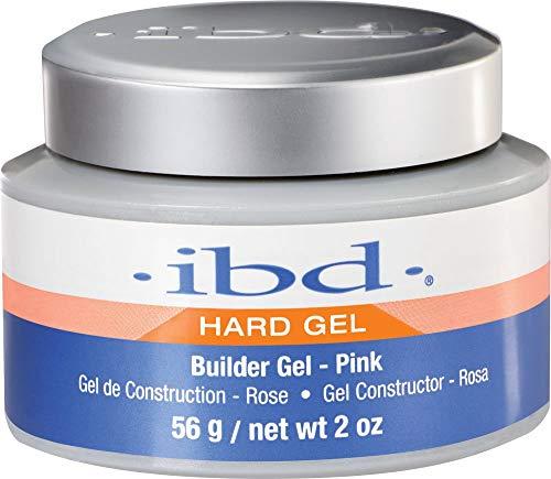 IBD Pink UV Builder Gel, 2 oz