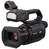 Panasonic X2000 4K Professional Camcorder with 24x Optical Zoom, WiFi HD...