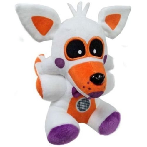 PampasSK Movies & TV - FNAF Exclusive 8' Lolbit Plush Five Nights at Freddy's Sister Location 1 PCs