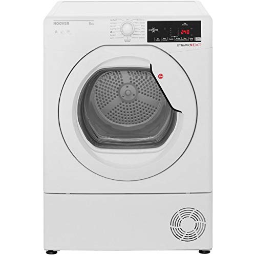 Hoover Dynamic Next DXC8TG 8Kg Condenser Tumble Dryer -...