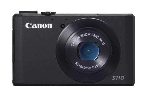 Canon PowerShot S110 Kompaktkamera