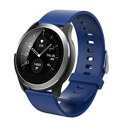 XinXie Fitness-Armband Wasserdicht Sport-Armband Fitness-Uhr Aktivitäts-Tracker Mit Schrittzähler Schlafmonitor Anrufbenachrichtigung Benachrichtigung,Blau