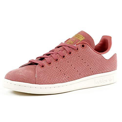 adidas Damen Originals Stan Smith W BB5153 Sneaker - rosa , 40 2/3 EU