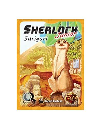 Sherlock Junior: Suriguri, Serie Q3 (GDM Games)