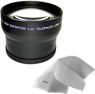 2.2X High Definition Telephoto Lens for Panasonic AG-HMC150