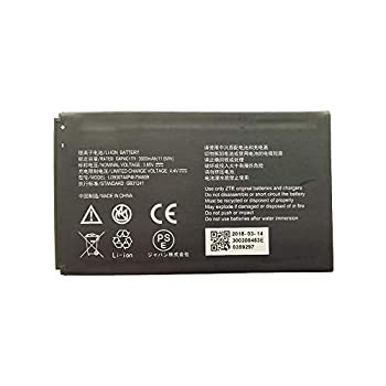 JIE Replacement Li3930T44P4h794659 Battery for ZTE MF985 AT&T Velocity 2 Hotspot
