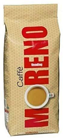 caffè Moreno Miscela Vending GRANI i SOTTOVUOTO da 1 kg (6 kg)