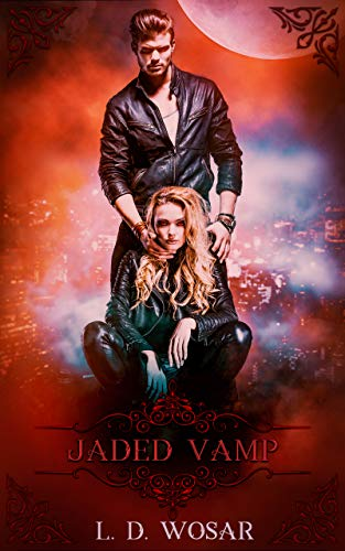Jaded Vamp by L.D. Wosar ebook deal